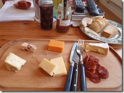 Le Cheese Board!