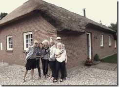 Ray, Me and Pernille, Troels, Morten, Malene