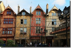 Beautiful Buidings in Troyes