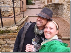 The 'WINE WALK' in Montagny!