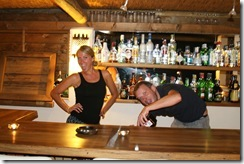 ...and do we love to play behind the bar! ;)