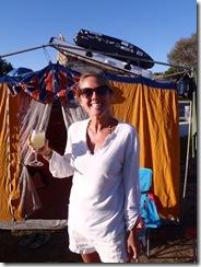 Living the life of Luxury at Campsite Rio Jara in Tarifa....