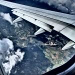 Landing into Costa Rica